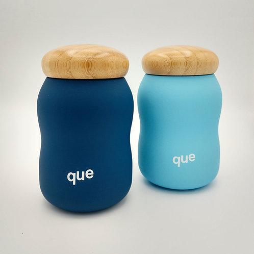 Que Insulated Bottle - 12 oz