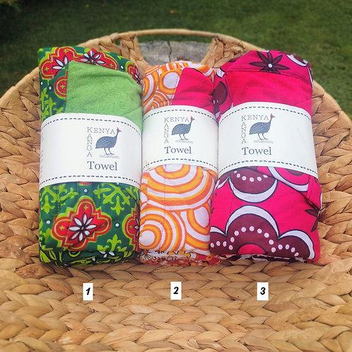 Kanga Towel