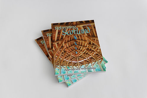 Reforesting Scotland journal Issue 60