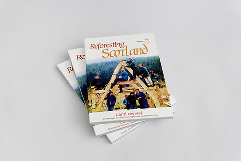 Reforesting Scotland Journal 59: Land Revival