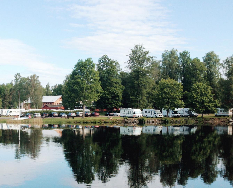 Ställplats Borgvik Camping