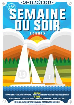 Affiche Semaine du Soir 2017