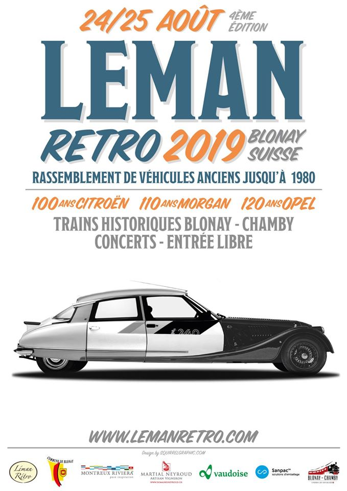 Leman Retro 2019