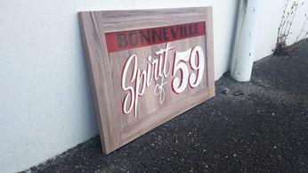 Bonneville Spirit of 59