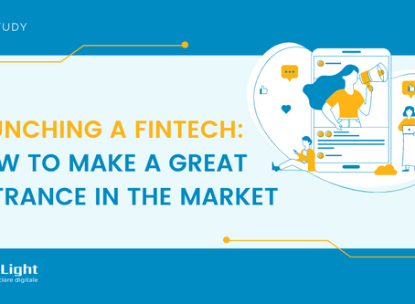 Launching a FinTech: how to make a great entrance in the market