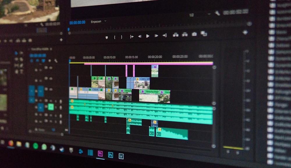 editing video testimonials