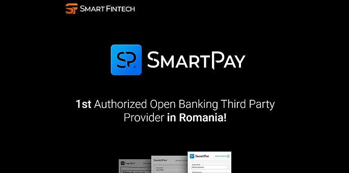 Smart Fintech obtine autorizarea BNR si devine primul furnizor tert de plati (TPP) prin open banking din Romania