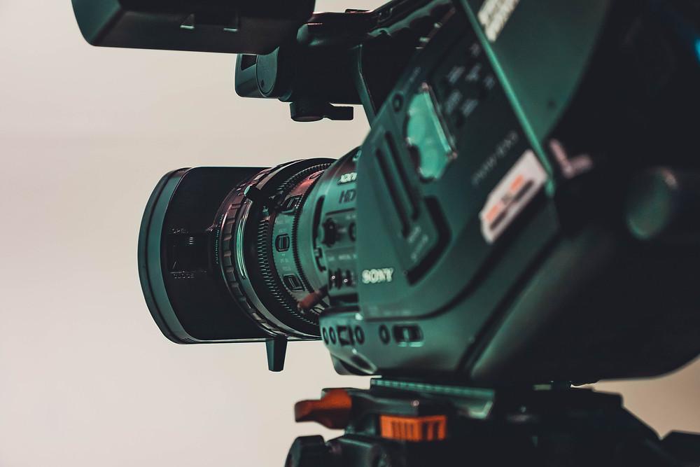 quality equipment for video testimonials