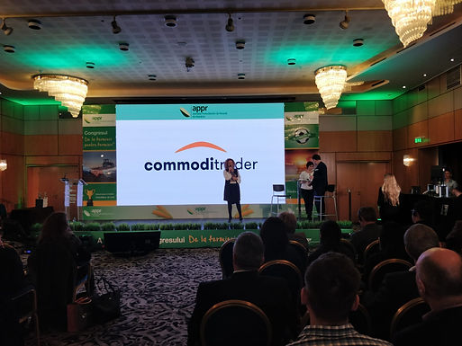 Commoditrader and APPR form a partnership to help farmers sell their corn and other agricultural products to direct partners.