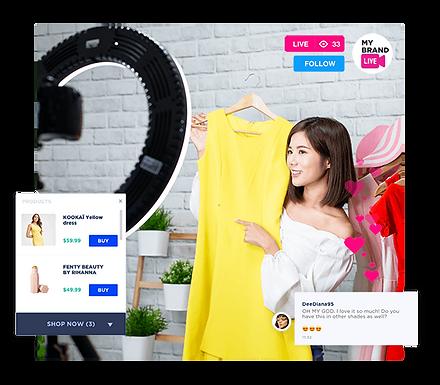 Oveit, compania care a adus in Romania conceptul Live Stream Shopping, deschide impreuna cu SeedBlink o runda de finantare de tip SAFE
