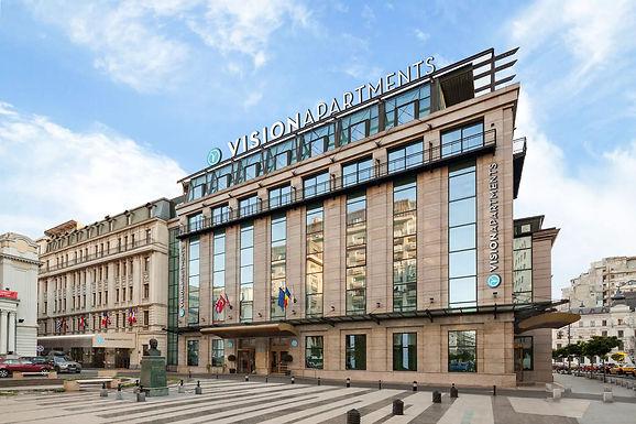 VISIONAPARTMENTS cumpara fostul hotel Ramada Majestic Bucuresti