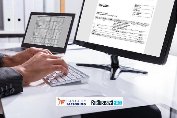 Integrarea digitală  a platformelor factureaza.ro și instantfactoring.com facilitează accesul rapid al companiilor românești la finanțare