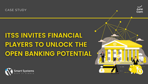 ITSS Invites Financial Players to Unlock the Open Banking Potential