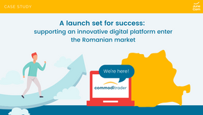 A launch set for success: supporting an innovative digital platform enter the Romanian market