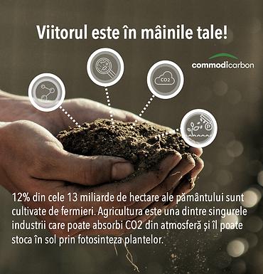 Fermierii romani pot obtine venituri suplimentare ca urmare a implicarii lor in combaterea schimbarilor climatice