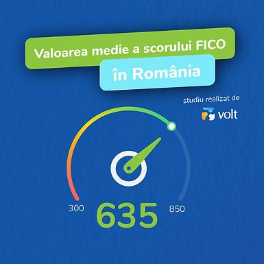 Analiză Volt: Ce scor de creditare FICO au romanii si cum poate fi imbunatatit cu 10 puncte in mai putin de o luna