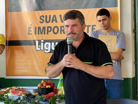 Setembro Amarelo - Nasf e Caps. Realizam campanha de conscientização e prevenção ao suicídio.