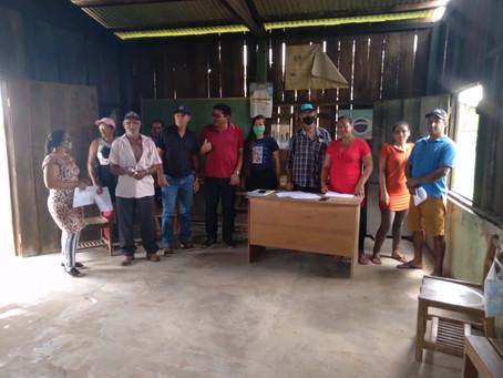 Parceria entre prefeitura e CONAB beneficia 10 famílias no Ramal da Torre
