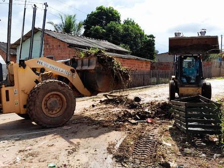 Prefeitura intensifica limpeza nos bairros e diminui incidência da dengue em Epitaciolândia