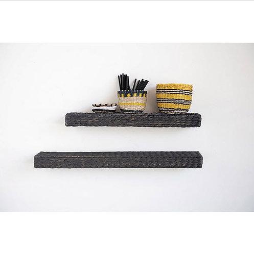 Hand-Woven Wall Shelf - Small Shelf ONLY