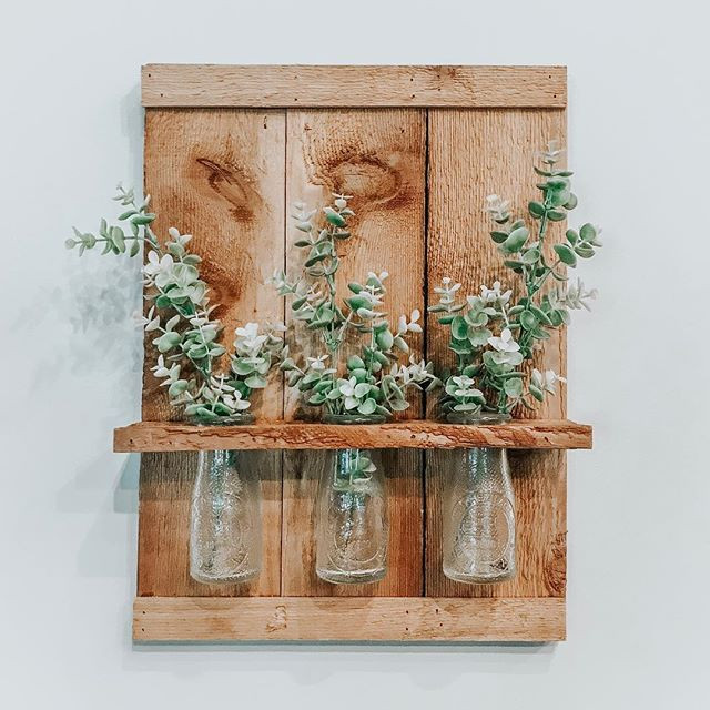 DIY Wall Hanging Planter