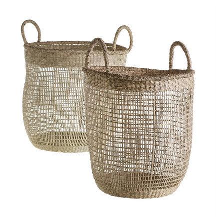 Large Simona Baskets - Set of 2