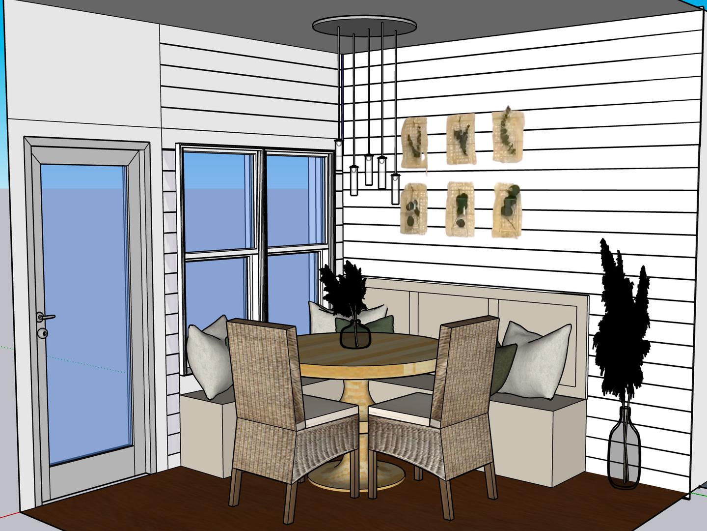 BW Dinning Nook 3D Design.png