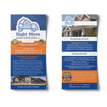 Right Move Home Inspections LLC