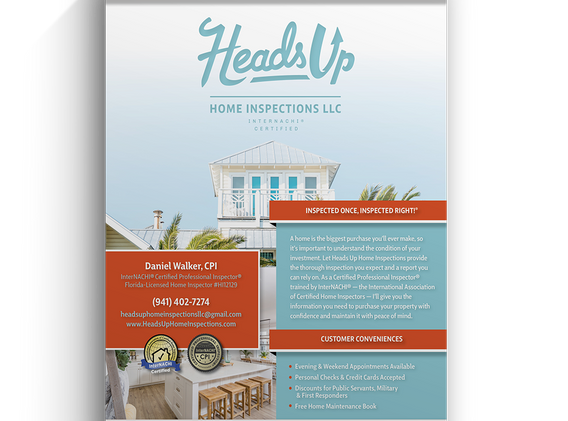 Heads Up Home Inspections LLC