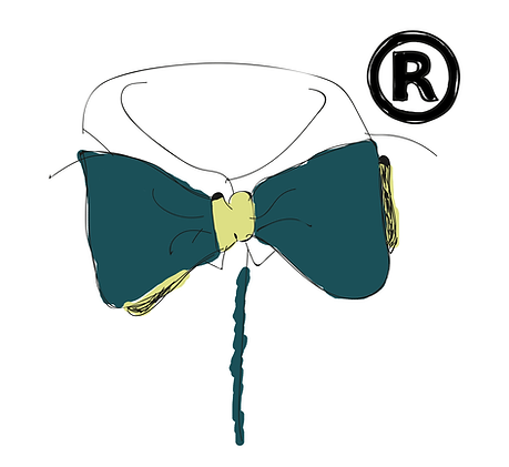 bow tie illustration