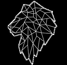 roar protein lion logo design