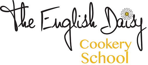 Logo design for English Daisy Cookery School