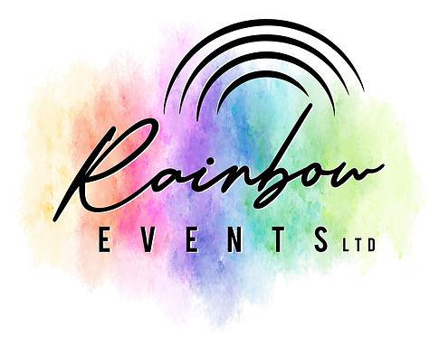 Rainbow Events Logo Final (JPEG - White