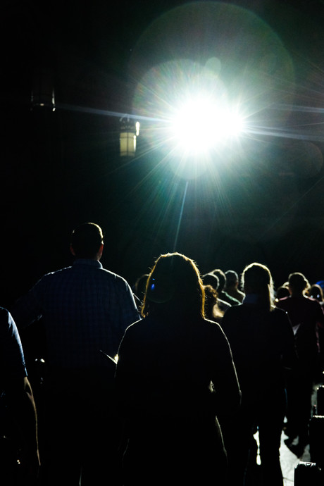 ODC/Dance Backstage Rehearsal | 2019