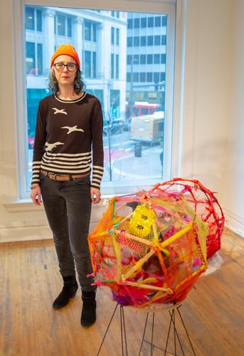937 Gallery | Ten Futures, Celeste Neuhaus Artist Feature | 2019