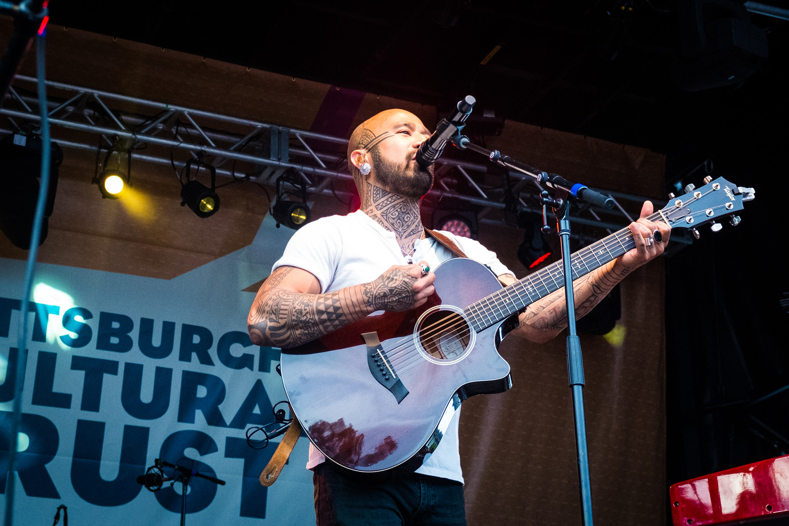 Three Rivers Arts Festival 2019, Nahko and Medicine for the People feature