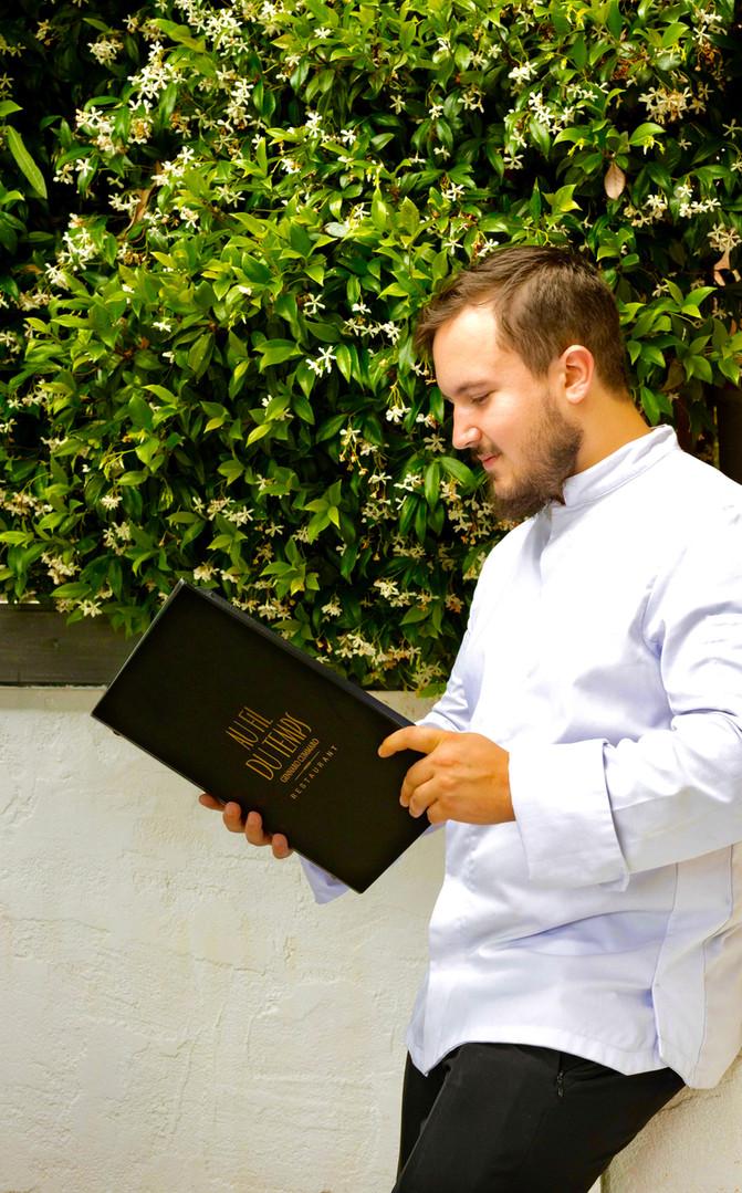 Chef Gennaro Cummaro