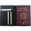 Thumbnail: Vezio - Passport holder - Click to view more color options - Cow Leather
