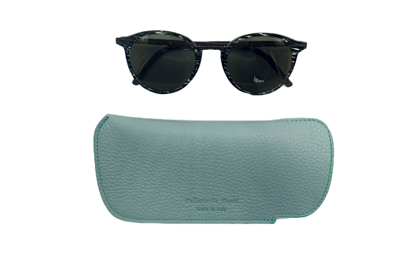 Lenno - Glasses Case - Click to view more color options - Cow Leather