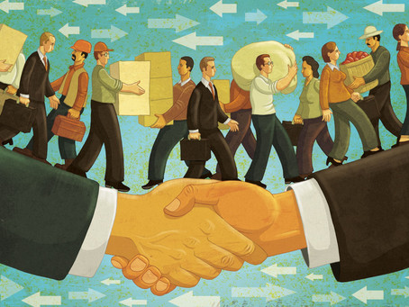 ¿Cuál es su puerta de entrada a las ventas globales?