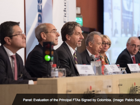 Bogota 2015 Blog: Evaluating Colombia's Free Trade Agreements