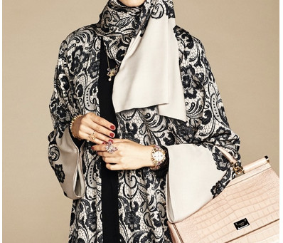 Dolce & Gabbana's Embellished Hijabs and Abayas Are Great News for Muslim Women—When Will Other