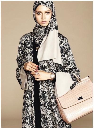 Dolce & Gabbana Muslim line for women