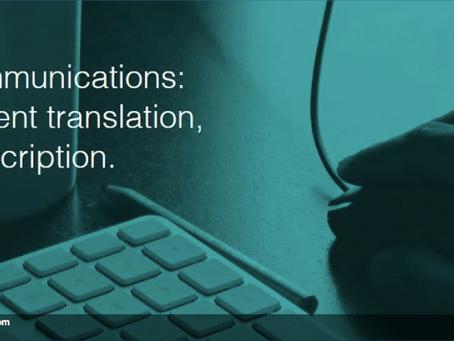 A Internet das coisas está inaugurando uma nova era das comunicações multilinguagem