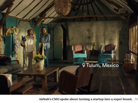 How Airbnb's CMO Transformed the Company Into a Super Brand in Just 18 Months