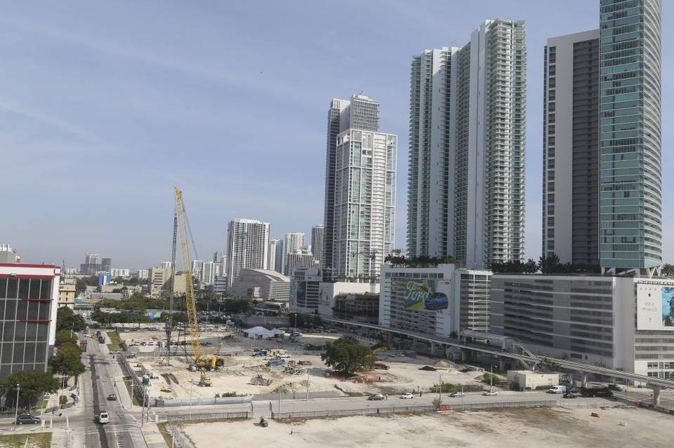Miami Worldcenter and PARAMOUNT