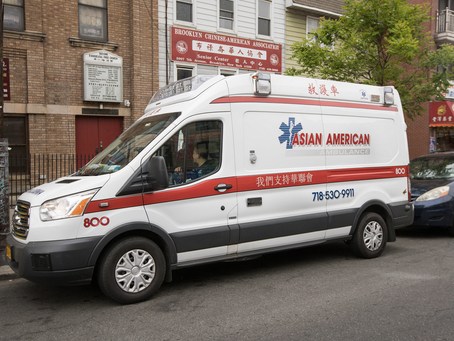 A Brooklyn Ambulance Service Speaks Chinese, Like Its Patients