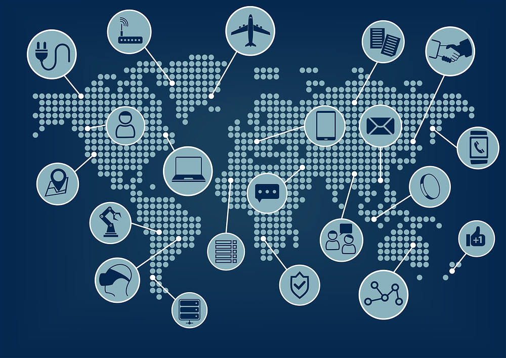 IoT Lingua Franca Translation Multilingual Digital Marketing