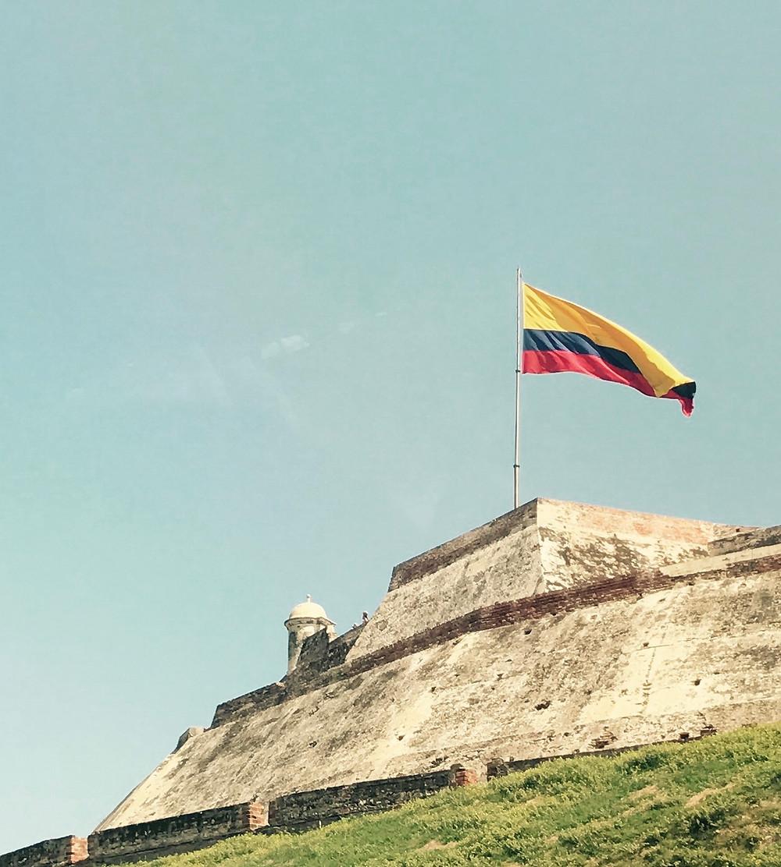 Cartagena de Indias 2017 Castillo de San Felipe