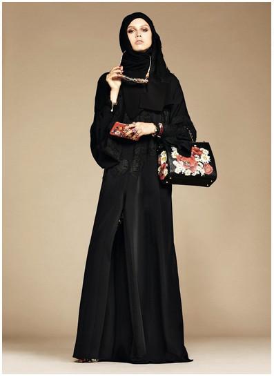 Dolce & Gabbana Muslim fashion line for women